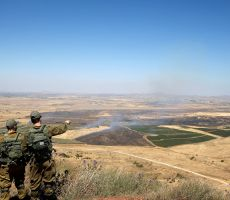 الولايات المتحدة تعتمد خريطة لإسرائيل تضم الجولان المحتل (صورة)