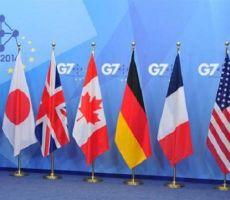 مجموعة السبع G7 هي نادي الدول VIP نجاحاتها أقل بكثير من إمكانياتها .... عمر شعبان