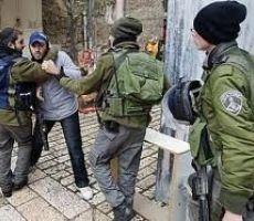 قوات الاحتلال نعتقل 24 مقدسياً من الأقصى والبلدة القديمة