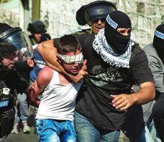 فيديو يبث لاول مرة عمليات المستعربون في الضفة الغربية