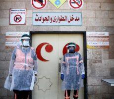 غزة: 10 وفيات و711 إصابة جديدة بكورونا
