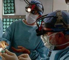 أول عملية جراحية على دماغ امرأة حامل في روسيا
