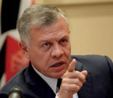 قناة عبرية:ملك الأردن درس طرد السفير الإسرائيلي