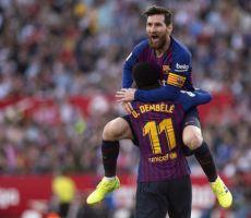شباك ريال مدريد عصية على ميسي في كأس الملك