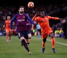 برشلونة يسحق ليون الفرنسي بخمسة أهداف ويتأهل الى ربع نهائي دوري أبطال اوروبا