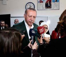 أردوغان عن انتخابات البلدية: صناديق الاقتراع تعرضت للسرقة والغش