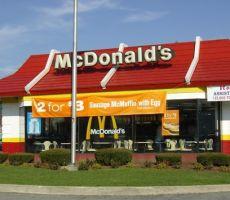 ماكدونالدز تتخلى عن المكونات الضارة