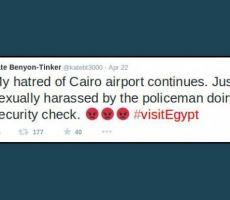 صحفية بـBBC: شرطي تحرش بي في مطار القاهرة