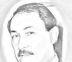 صَبٌ ليسكرني الهوى!!....محمود كعوش