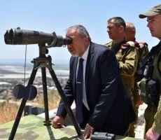 ليبرمان يهدد بمسح غزة