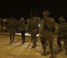 حملة اقتحامات واعتقالات في الضفة الغربية