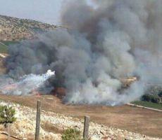اشادة فلسطينية بعملية حزب الله جنوب لبنان