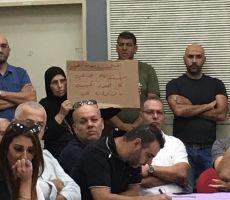 اليوم الخميس-اضراب عام يشمل المدارس في المجتمع العربي ومظاهرات رفضاً للجريمة واستفحال العنف