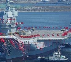 صحيفة: الولايات المتحدة ستندم على ظهور قوات بحرية صينية في الخليج