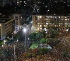 فقدوا وظائفهم.. احتجاجات بإسرائيل ضد تعامل حكومة نتنياهو مع أزمة كورونا