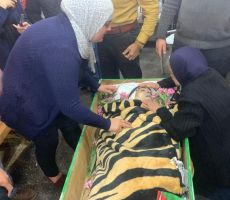 جماهير غفيرة تُشيع جثمان إياد الحلاق من ذوي الاحتياجات الخاصة في القدس