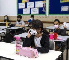 اسرائيل: تسجيل 5135 إصابة جديدة و42% من إصابات كورونا مصدرها المدارس ودعوات لتعليق التعليم