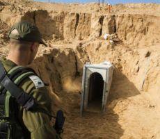 ضابط إسرائيلي كبير يستبعد حربا في غزة العام الحالية