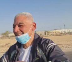 بعد اعتقال 35 عاما :الأسير رشدي أبو مخ ينال حريته