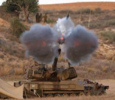 الجيش الاسرائيلي يقصف بطارية صواريخ سورية في اعقاب استهداف طائرة اسرائيلية