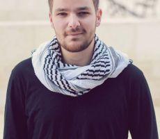 89 صوتا  لفلسطين مقابل 3 اصوات لاسرائيل....المهندس الشاب سيف عقل نائب لرئيس الاتحاد العالمي للشباب الاشتراكي