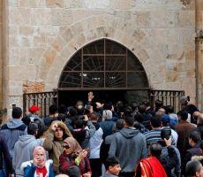 الاحتلال يُمهل الاوقاف 60 يوما حتى اغلاق باب الرحمة