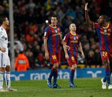 5 أيام متبقية على كلاسيكو العالم بين ريال مدريد وبرشلونة ومخاوف امنية في الكلاسيكو