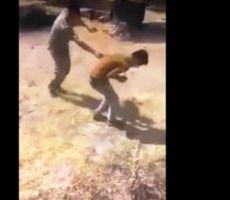 فيديو يظهر جنودا أتراك يعذبون لاجئين سوريين