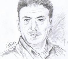 ايها العراقيين مهما حجبوا عنكم اننا نراكم ... محمد أبوأعمر