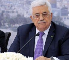 الرئيس: نرفض اي خطط لا تلتزم بأسس عملية السلام