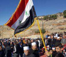 إضراب عام في الجولان المحتل