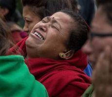 مساعدات نيبال.. غيث لا يصل
