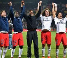 باريس سان جيرمان يتوج بطلًا لفرنسا للمرة الثالثة على التوالي