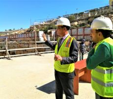 'مول فلسطين التجاري' سيوفر 6200 فرصة عمل مباشرة وغير مباشرة .. رجل الأعمال عماد جابر: سنجعل من فلسطين أرض الفرص والاستثمار