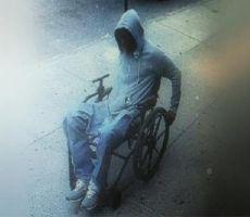 أمريكا.. لصّ على كرسي متحرك يسرق بنكاً ويهرب