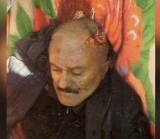 صورة:ميليشيات الحوثي تعلن مقتل علي عبدالله صالح