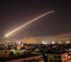 شاهد: غارات إسرائيلية على سوريا تقتل عددا من المدنيين