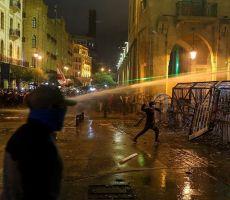 إصابة 145 شخصا في احتجاجات لبنان