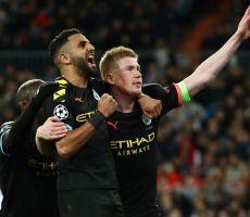 مانشستر سيتي يصعق ريال مدريد في عقر داره بدوري الأبطال (فيديو)