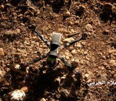 'حزب الله' ينشر صور الطائرة الإسرائيلية التي سقطت بلبنان