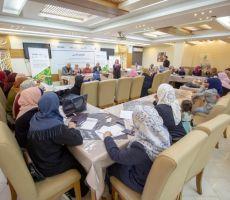 حاضنة 'يوكاس' تقدم منح مالية لـ(12) مشروع زراعي لنساء من قطاع غزة  
