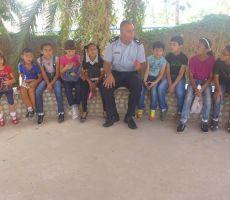 الشرطة ومركز الطفل يطلقان برنامج الأنشطة والمخيمات الصيفية بأريحا
