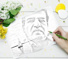 بقايا وردة حمراء.....محمود العياط