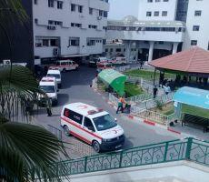 بسبب كورونا: اغلاق مجمع الشفاء الطبي في غزة