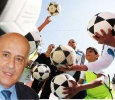نميمة البلد: جبريل رجوب ومعركة الرياضة .... جهاد حرب