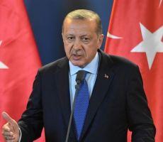 """""""شاهد"""" أردوغان يوجه سؤالين محرجين للمسؤولين السعوديين مجددا بحضرة بوتين وماكرون وميركل"""