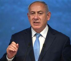 نتنياهو يعترف لأول مرة: إسرائيل قصفت العراق