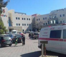 الصحة: جيش الاحتلال يعتدي على مجمع فلسطين الطبي ويصيب امرأة حاملاً ورجل إسعاف