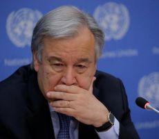 غوتيريش: الأمم المتحدة تواجه عجزا يقدر بـ 1,4 مليار دولار