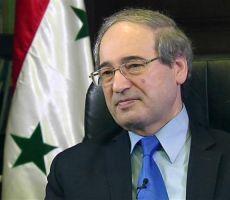 سوريا توجه تحذيرا لدول الخليج